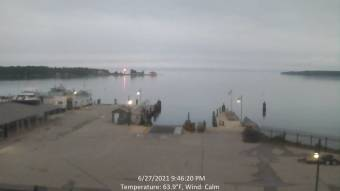 Webcam Beaver Island, Michigan