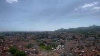View over Argelès-sur-Mer