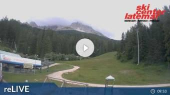 Obereggen - Oberholz Talstation