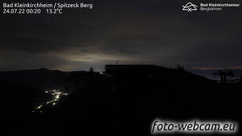 HD Foto-Webcam Spitzeck Berg