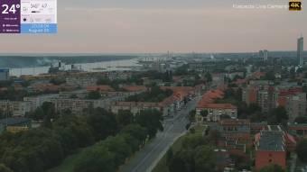 Streaming 4K Panoramic View