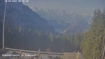 View from the Rohrkopfhütte