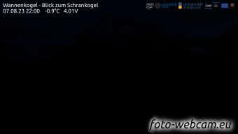 HD Foto-Webcam Wannenkogel