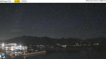 Sai Kung Marine East Station (looking towards the northeast)